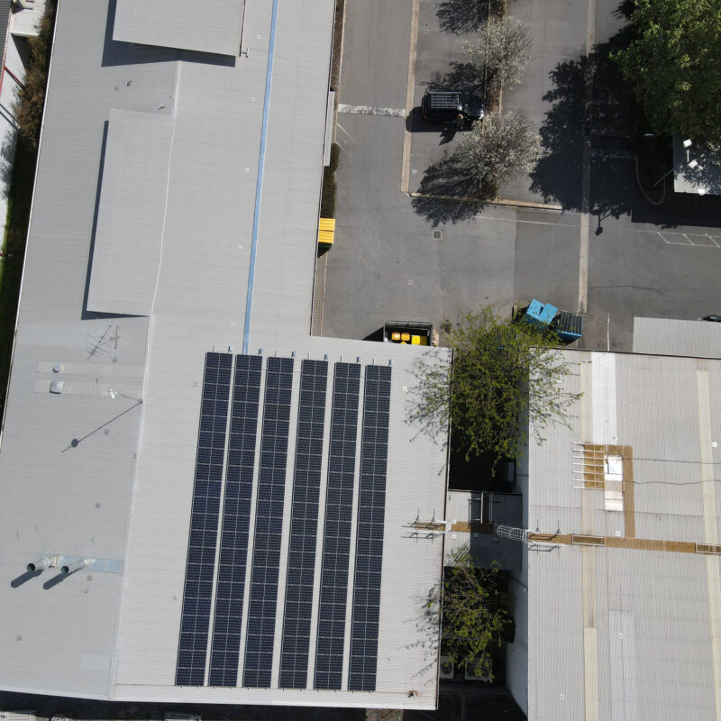 50kw Commercial Solar Power System at Torrensville SA