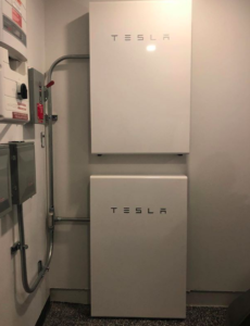Commercial Battery Backup