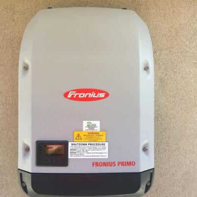 Fronius Primo (Single Phase) 8.2kw
