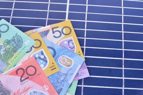 Cash Savings with Solar Power